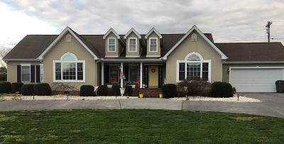 Morristown Single Family Home For Sale: 1307 Appalachian