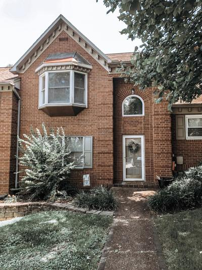 Kingston Condo/Townhouse For Sale: 219 Brentwood Way