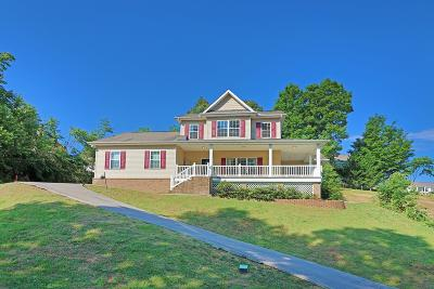 Knoxville Single Family Home For Sale: 3861 High View Lane