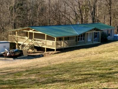 Single Family Home For Sale: 825 Cupp Ridge Rd