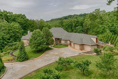 Blount County Single Family Home For Sale: 627 Watershaw Drive
