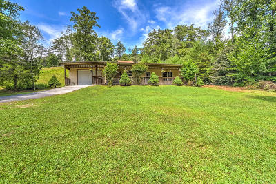 Luttrell Single Family Home For Sale: 1103 Bull Run Rd