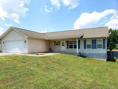 Maryville Single Family Home For Sale: 6411 Howard School Rd