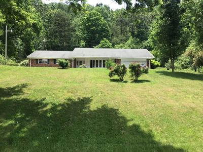 New Tazewell Single Family Home For Sale: 2007 Seals Rd
