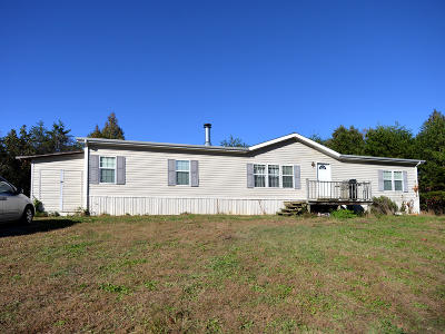 Tellico Plains Single Family Home For Sale: 350 Stewart Wilson Rd