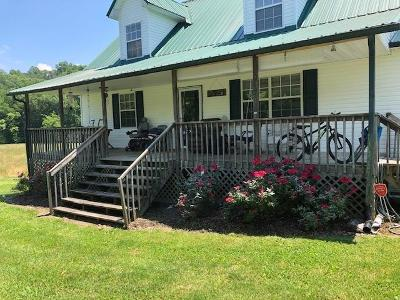 Clinton Single Family Home For Sale: 1689 Sulphur Springs Rd