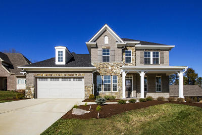 Knoxville Single Family Home For Sale: 12709 Capricorn Ln Lane