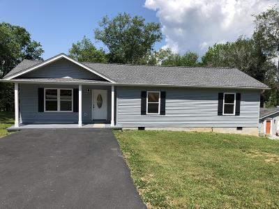 Kingston Single Family Home For Sale: 1354 Byrd Circle