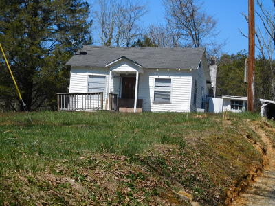 Knoxville Single Family Home For Sale: 9117 Kodak Rd