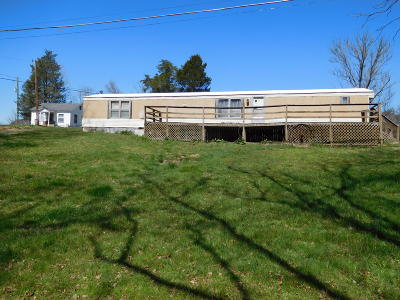 Knoxville Single Family Home For Sale: 9125 Kodak Rd