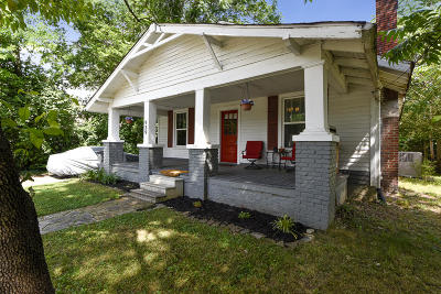 Single Family Home Sold: 939 Hiawassee Ave
