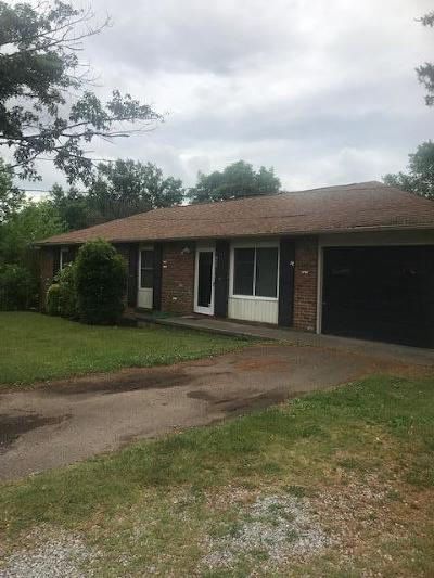 Maryville Single Family Home For Sale: 605 Brown School Rd