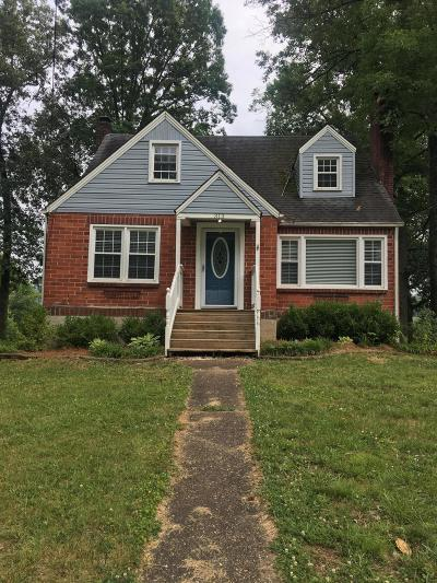 Clinton Single Family Home Pending: 313 Edgewood Circle