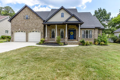 Maryville Single Family Home For Sale: 2219 Ivy Ridge Lane