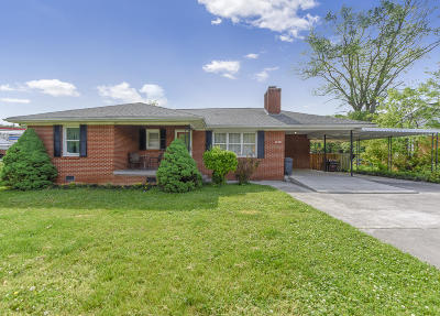 Maryville Single Family Home For Sale: 2814 Robert Ave