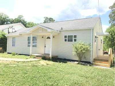 Knoxville Single Family Home For Sale: 4215 Holston Drive