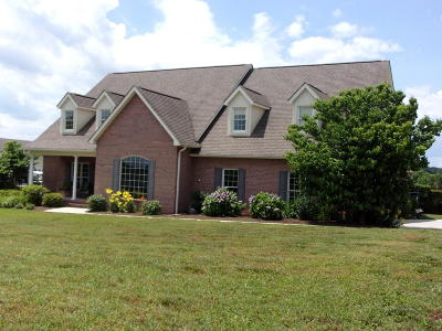 Greenback Single Family Home For Sale: 5536 Evergreen Farms Lane