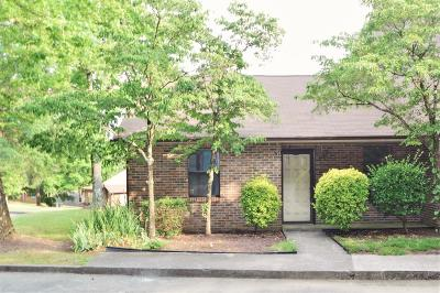 Knoxville Condo/Townhouse For Sale: 2915 La Villas Drive #Apt 701