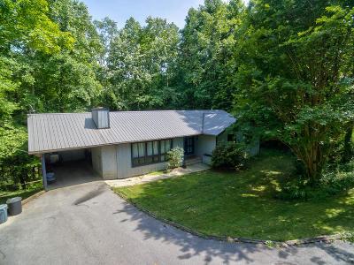 Gatlinburg Single Family Home For Sale: 478 Mountain Baldy Rd