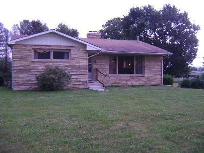 Crossville Single Family Home For Sale: 845 Dunbar Rd