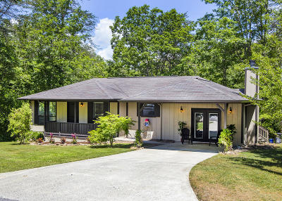 Crossville Single Family Home For Sale: 211 Meadowview Drive