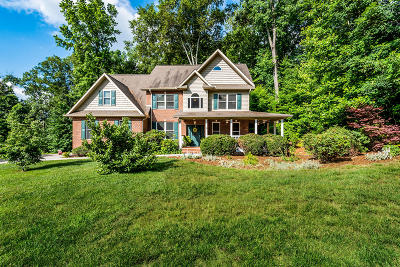 Anderson County Single Family Home For Sale: 133 Mockingbird Hill Lane