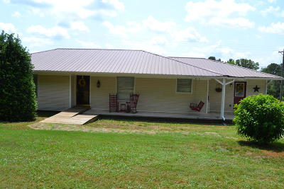 Madisonville Single Family Home For Sale: 121 Old Athens Rd