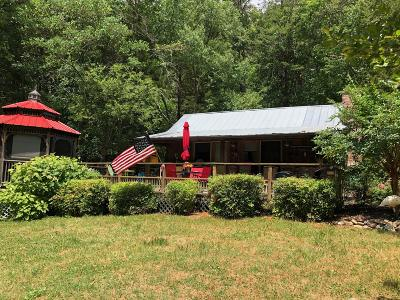 Cocke County Single Family Home For Sale: 130 Lost Lake Rd