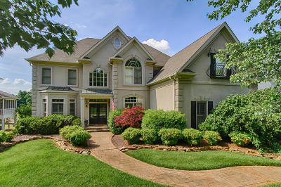 Knoxville Single Family Home For Sale: 9219 Double Eagle Lane
