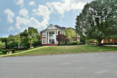 Knoxville Single Family Home For Sale: 1625 Kilmer Drive