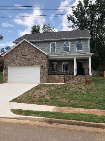 Blount County Single Family Home For Sale: 807 Willow Drive