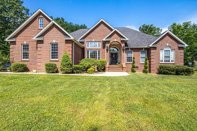Crossville Single Family Home For Sale: 1066 Golf Club Lane