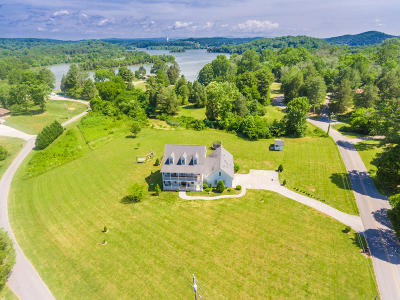 Anderson County, Blount County, Knox County, Loudon County, Roane County Single Family Home For Sale: 511 Anglers Cove Rd