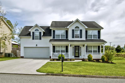 Knoxville Single Family Home For Sale: 2708 Summertime Lane