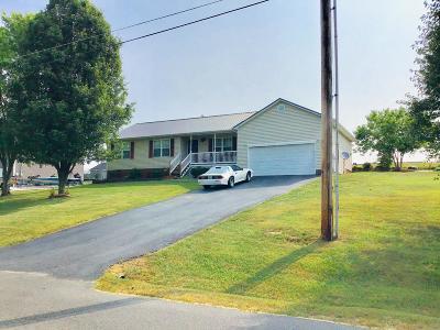Lafollette Single Family Home For Sale: 1155 Martin Lane