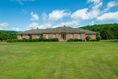 Single Family Home For Sale: 23381 Old State Highway 28