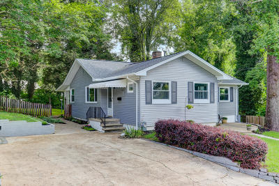 Anderson County Single Family Home For Sale: 154 Kentucky Ave