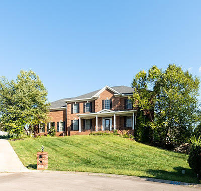 Knoxville Single Family Home For Sale: 720 Hunting Fox Lane