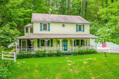 Oak Ridge Single Family Home For Sale: 1122 W Outer Drive