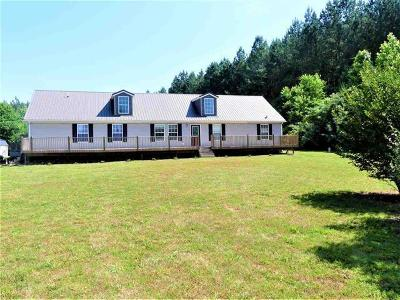 Single Family Home For Sale: 271 County Road 608