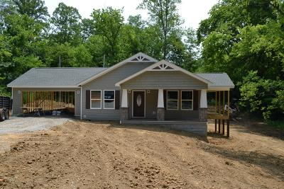 Knoxville Single Family Home For Sale: 104 W Red Bud Rd