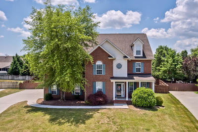 Knoxville Single Family Home For Sale: 1682 Meadow Chase Lane