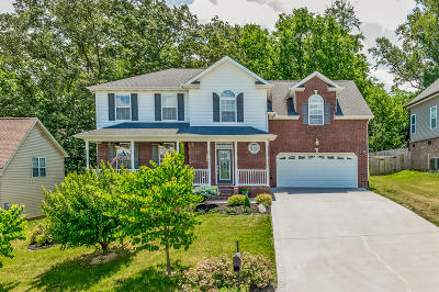Knoxville Single Family Home For Sale: 606 Calthorpe Lane