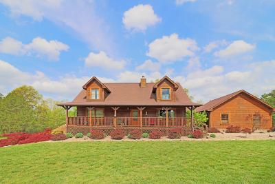 Loudon Single Family Home For Sale: 4333 Kingston Hwy
