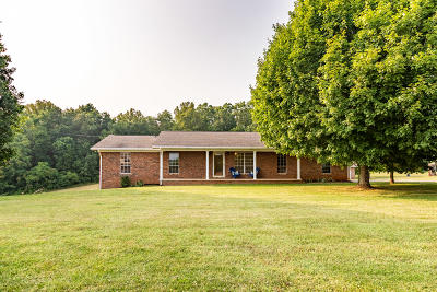 Maryville Single Family Home For Sale: 4833 Old Niles Ferry Rd