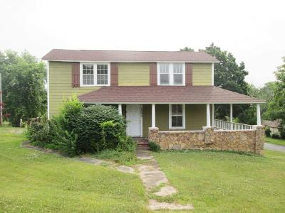 Loudon County Single Family Home For Sale: 1390 Hall St