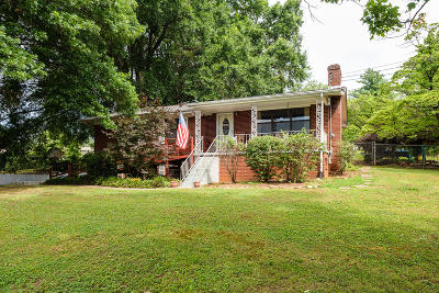 Knoxville Single Family Home For Sale: 5501 Parker Rd