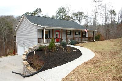 Maynardville Single Family Home For Sale: 786 Big Ridge Park Rd