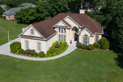 Lenoir City Single Family Home Pending - Continue To Show - I: 3885 Hirst Circle