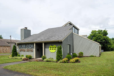 Knoxville Commercial For Sale: 222 S Peters Rd